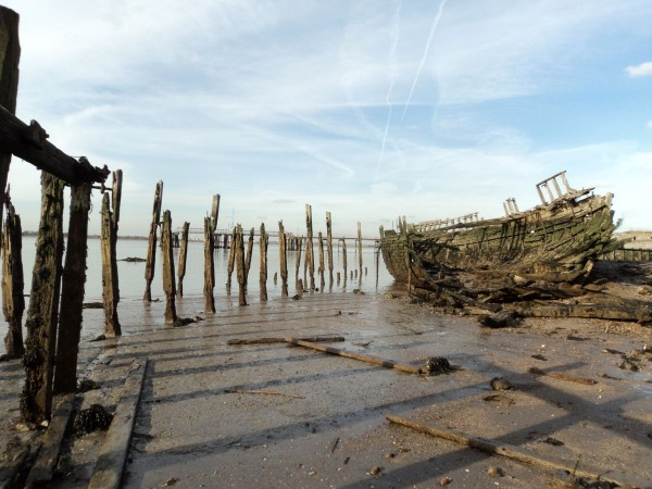OPINION - When is a wreck more alluring than a preserved ship?